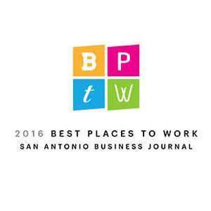 2016 Best Place To Work
