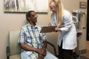 Nurse Intake for Chronic Kidney Disease with Patient South Texas Renal Care Group