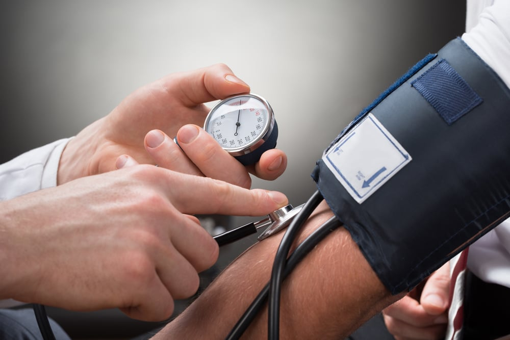 High Blood Pressure Check