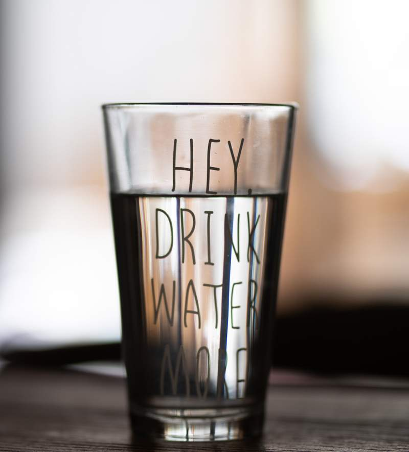 Why Drinking Water Is So Good For Kidney Health