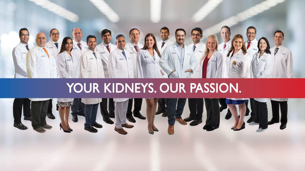 Our Team at South Texas Renal Care Group