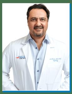 Dr. M. Reza Mizani of South Texas Renal Care Group