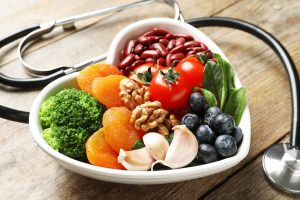 Healthy Diet For Minimizing High Blood Pressure
